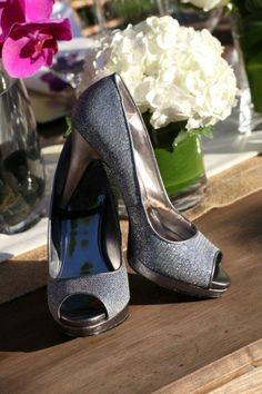 Silver elegance http://www.a-dreamwedding.com/