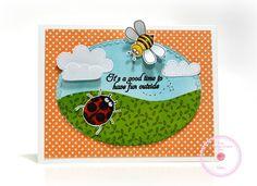Card Bugs-Latina Crafter