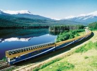 Canadian Train Routes and Travel Packages - Canadian Rockies Route - Rocky Mountaineer