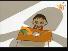 5 histoires drôles de Toto en classe - YouTube