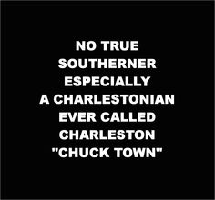 It is Charleston.