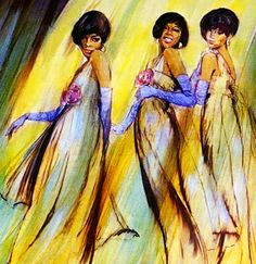 The Supremes Painting (from Greatest Hits) - Greatest Hits (The Supremes album) - Wikipedia, the free encyclopedia