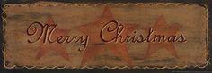 Merry Christmas, Art Print by Jo Moulton