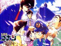 Основной альбом Detektif Conan, Kudo Shinichi, Magic Kaito, Case Closed, Funny Cartoons, Detective, Manga, Anime, Happenings