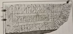 About the rune R in the younger futark.   Olafr Reydarsson Rune Stones, Letter Writing, Runes
