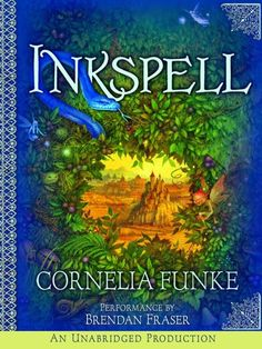 InkSpell by Cornelia Funke. This is one of my favorite fantasy books :) books-worth-reading
