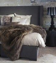 Essenza bontplaid Gobi Bear bruin
