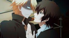 おそまつ!おそまつ!おそまつ!おそまつ!おお Yukimura Tooru: I'm sorry for pushing you away like that. I'll never let you go again. Matsuoka Masamune: Uh, let's keep it at an appropriate distance, okay?