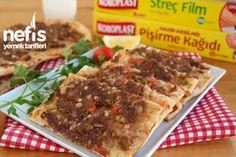 Videolu anlatım Etli Ekmek Yapımı (Videolu, Tam ölçü) Tarifi nasıl yapılır? 2.566 kişinin defterindeki bu tarifin videolu anlatımı ve deneyenlerin fotoğrafları burada. Yazar: NYT Mutfak Greek Cooking, Cooking Time, Calzone, Salsa, Pizza, Beef, Food, Ankara, Recipes