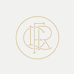 CL FR Monogram designed by Richard Baird