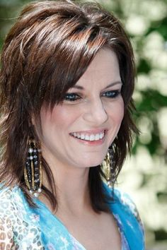 Martina McBride's birthday | Country music singer Martina McBride arrives at at a garden party in ...