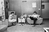 Elvis '56  Albert Wertheirmer  Hi-Fifties Chair