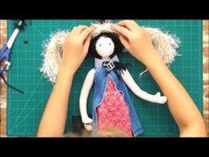 Acessório para Boneca de Tecido - PASSO A PASSO - Luciana Kummer - YouTube