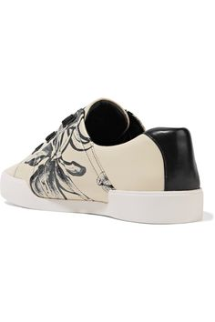 26f5ae81a94 3.1 Phillip LimMorgan embossed printed leather sneakers Sneakers For Sale