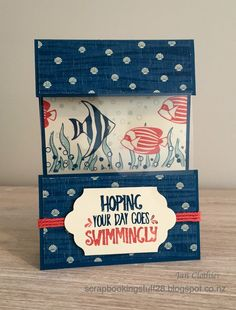 Jan Clothier - Independent Stampin' Up Demonstrator, New Zealand