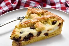 Appease your tastebuds with our delicious Crostata of ricotta and chocolate. We're sure this recipe will become your new favourite dessert!