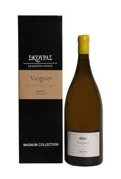 New Magnum Collection! Viognier 1,5lt , Domaine Skouras  www.skouraswines.com