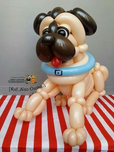 Balloon Face, Balloon Dog, Balloon Ideas, Balloon Animals, Info Board, Black Ops, Paw Patrol, Sculpture Art, Mickey Mouse