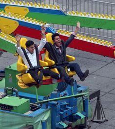 52 Mejores Imagenes De Juegos Mecanicos Parks Roller Coaster Y