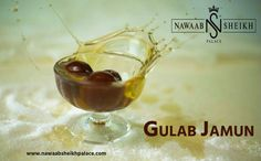 Gulab Jamun is one of the most popular sweet recipe liked by almost everyone! Try this favorite sweet at Nawaab Sheikh Palace, Perungudi.