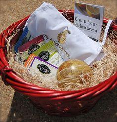 Giveaway basket from Saffron Road on MyHalalKitchen.com (until 7/27/12)
