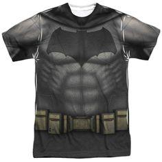 Batman vs. Superman Batman Suit T-Shirt