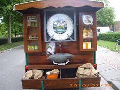 De groentenkar terug: Nostalgie in Klundert - Buurtlink