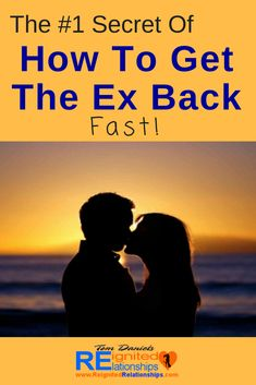 My ex is dating someone else i want her back