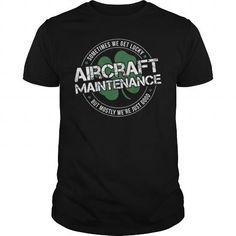 AIRCRAFT MAINTENANCE ON ST PATRICKS DAY T Shirts, Hoodies. Check price ==► https://www.sunfrog.com/Geek-Tech/AIRCRAFT-MAINTENANCE-ON-ST-PATRICKS-DAY-T-SHIRTS-Black-Guys.html?41382