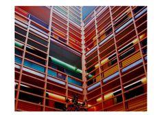 Campus University Tor Vergata, Rome, Italy - prof. arch. Marco Tamino, IngeniumRe #colour