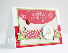 Seasonal Snapshot Project Life Accessory Pack and Seasonal Snapshot Project Life Card Collection - Stampin' Up!