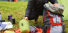 Wandern Test Softshell Zelt Schlafsack Tour