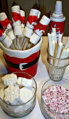 Hot Chocolate Bar - Christmas
