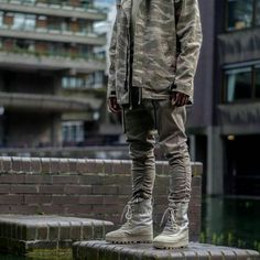 Yeezy Outfit, Street Wear, Bomber Jacket, Winter Jackets, Hipster, Urban, Outfits, Fashion, Outfit