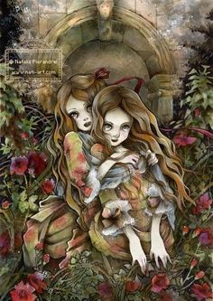 Natalia Pierandrei Poetry of Flowers