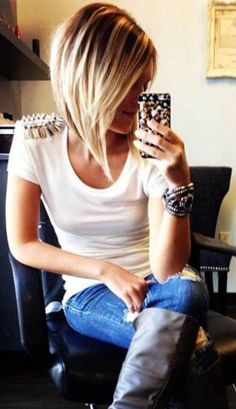 awesome long bob hairstyles for 2016 trends - style you 7