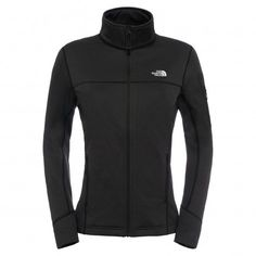 The North Face Kyoshi fleece vest dames tnf black