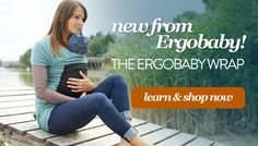 Ergobaby Wrap has arrived! Shop now