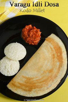 VARAGU IDLI DOSA RECIPE / KODO MILLET IDLI DOSA RECIPE / MILLET RECIPES / MILLET BREAKFAST RECIPES/ HOW TO COOK MILLETS? / SIRY DHANYAM RECIPES / SIRU DHANIYAM / COOKING MILLETS / HEALTHY MILLET RECIPES / DIABETIC FRIENDLY RECIPES / BREAKFAST RECIPES / TIFFIN RECIPES VARAGU is Kodo Millet in Enlgish, Arikelu in Telugu, Kodra in Hindi, Harka in Kannada & Koovaraku in Malayalam