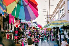 The Santee Alley: 5