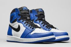 promo code 9ca3b a9802 Official Images  Air Jordan 1 Retro High OG Game Royal Air Jordan Sneaker,  Laufende