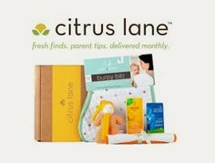 2013 Gals Holiday Gift Guide: Subscription Boxes - Citrus Lane