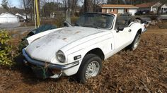 $1,000 With Overdrive? 1978 Triumph Spitfire - http://barnfinds.com/1000-with-overdrive-1978-triumph-spitfire/
