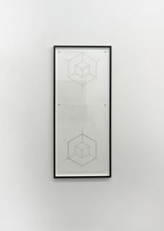 Clay Ketter - DO YOU SEE WHAT I MEAN - 2009 - Ink and graphite on vellum, 104.5 x 42 cm