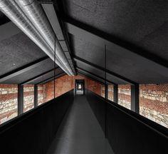 Contell-Martínez Arquitectos, Mariela Apollonio · REHABILITATION OF THE OLD RAILWAY STATION OF BURGOS