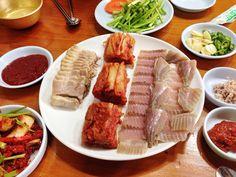 전통원조할매홍어 - 신길동