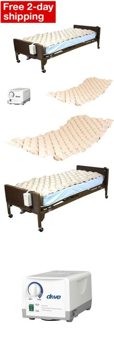 Other Orthopedic Products Med Aire Air Mattress Alternating Pressure Pump Pad Medical Bed Overlay Hospital