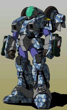 Robotech new generation cyclone