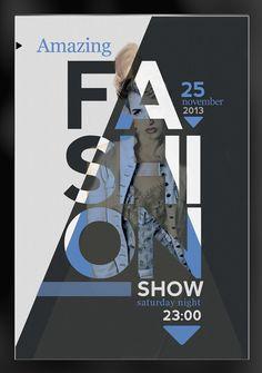 Fashion Show on Behance