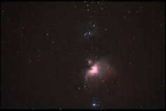 Nebulosa M42 in Orione. Foto di Andrea Santachiara